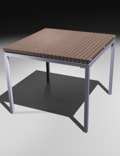 Square Dining Table 760H 方形餐檯